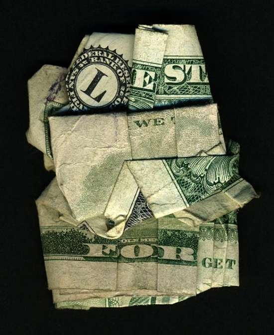 Απίστευτα μηνύματα σε χαρτονομίσματα δολαρίου (5)