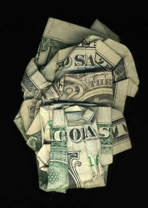 Απίστευτα μηνύματα σε χαρτονομίσματα δολαρίου (7)