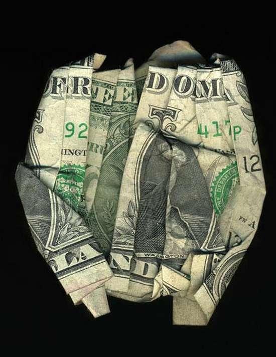 Απίστευτα μηνύματα σε χαρτονομίσματα δολαρίου (8)