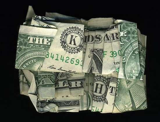 Απίστευτα μηνύματα σε χαρτονομίσματα δολαρίου (11)