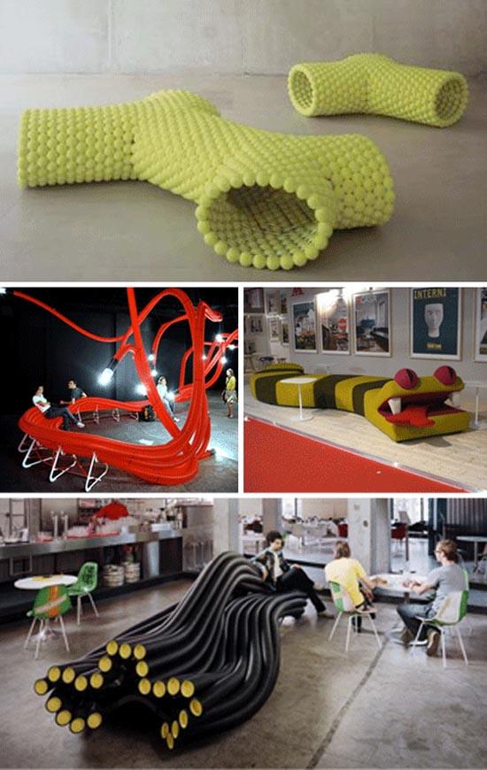 Παράξενοι καναπέδες και καθίσματα (3)