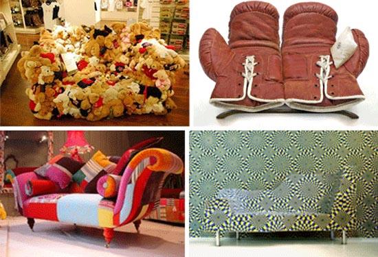 Παράξενοι καναπέδες και καθίσματα (1)