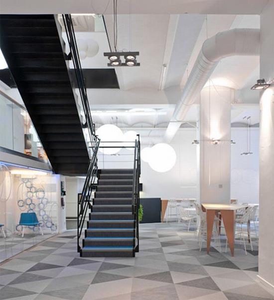 Τα πολυτελή γραφεία του skype στη Στοκχόλμη (5)