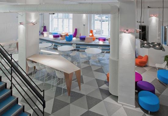 Τα πολυτελή γραφεία του skype στη Στοκχόλμη (7)