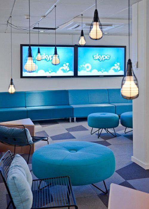 Τα πολυτελή γραφεία του skype στη Στοκχόλμη (9)