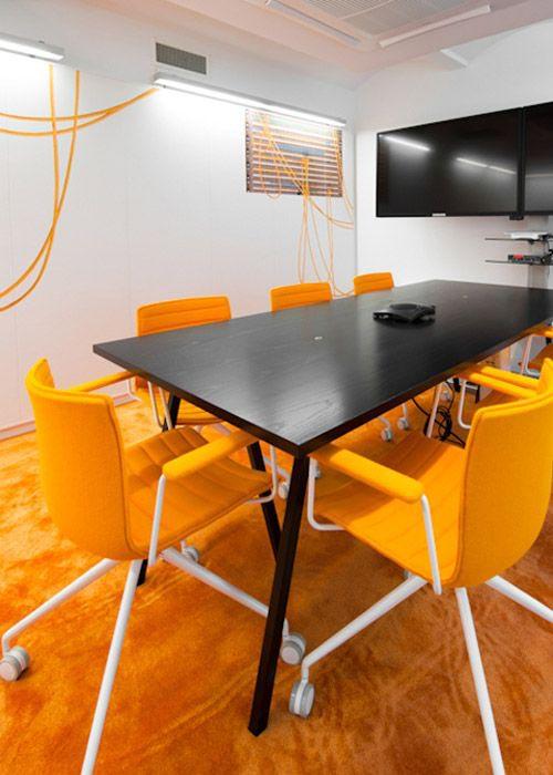 Τα πολυτελή γραφεία του skype στη Στοκχόλμη (14)