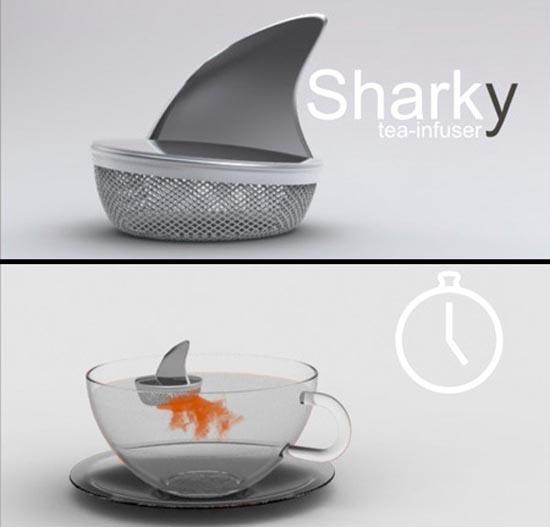 15 προϊόντα εμπνευσμένα από τους καρχαρίες (9)