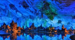 Reed Flute Cave: Το σπήλαιο των χρωμάτων