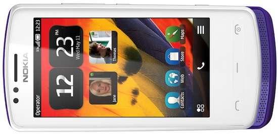 Symbian Belle κινητά από την Nokia (4)