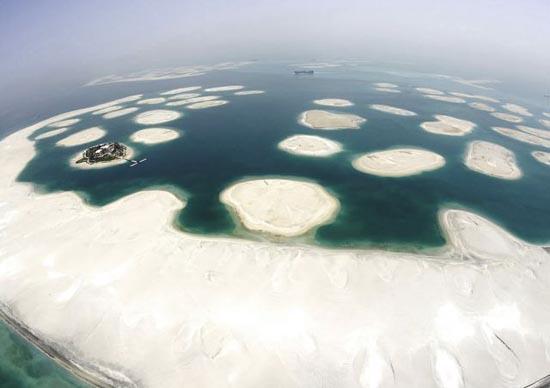 Πως κατασκευάζονται τα τεχνητά νησιά στο   Dubai; (13)