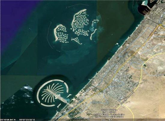 Πως κατασκευάζονται τα τεχνητά νησιά στο   Dubai; (16)