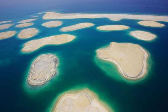 Πως κατασκευάζονται τα τεχνητά νησιά στο Dubai; (15)