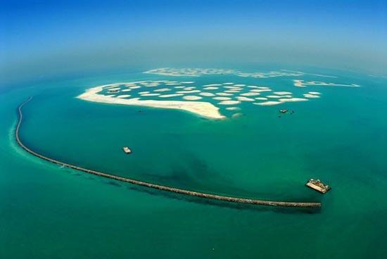 Πως κατασκευάζονται τα τεχνητά νησιά στο   Dubai; (11)