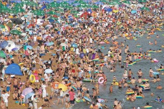 Σας ενοχλούν οι υπερβολικά γεμάτες παραλίες; (16)