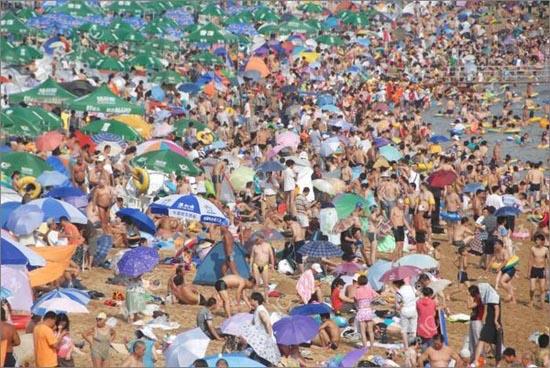 Σας ενοχλούν οι υπερβολικά γεμάτες παραλίες; (12)