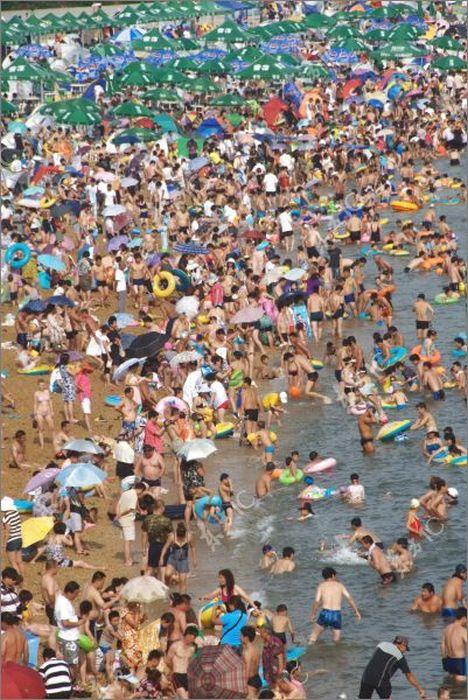 Σας ενοχλούν οι υπερβολικά γεμάτες παραλίες; (10)