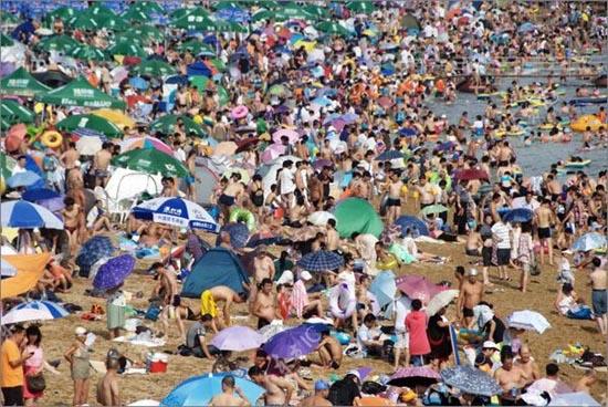 Σας ενοχλούν οι υπερβολικά γεμάτες παραλίες; (6)