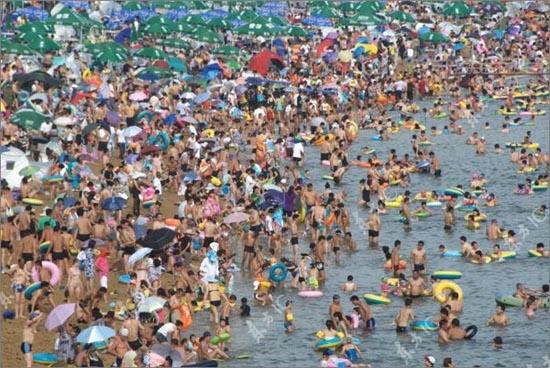 Σας ενοχλούν οι υπερβολικά γεμάτες παραλίες; (4)