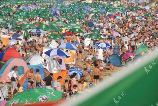 Σας ενοχλούν οι υπερβολικά γεμάτες παραλίες; (11)