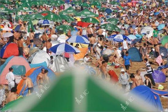 Σας ενοχλούν οι υπερβολικά γεμάτες παραλίες; (9)