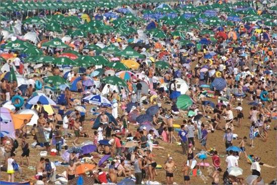 Σας ενοχλούν οι υπερβολικά γεμάτες παραλίες; (3)