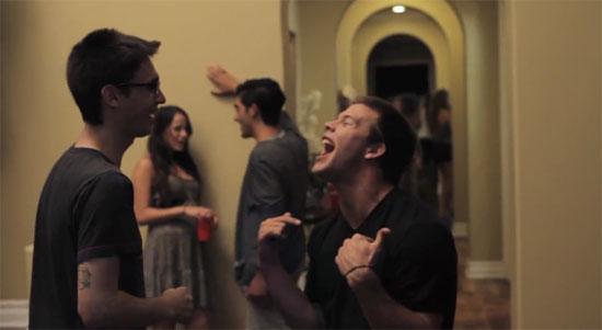 10 τύποι μεθυσμένων σε ένα πάρτυ