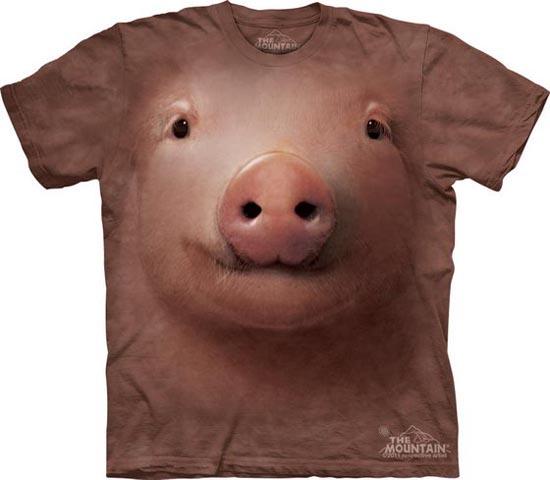 3d ρεαλιστικά ζώα σε t-shirts (2)