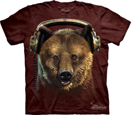 3d ρεαλιστικά ζώα σε t-shirts (5)