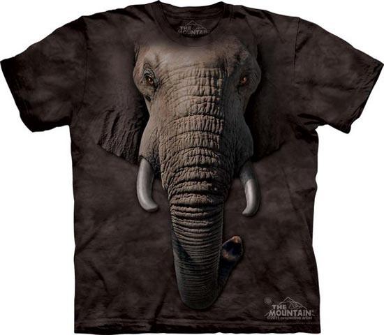 3d ρεαλιστικά ζώα σε t-shirts (10)
