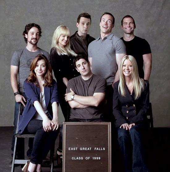 Οι πρωταγωνιστές του «American Pie» 12 χρόνια μετά (2)