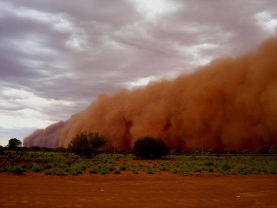 Αμμοθύελλες που προκαλούν δέος (1)