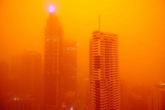Αμμοθύελλες που προκαλούν δέος (2)