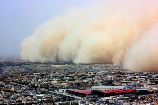 Αμμοθύελλες που προκαλούν δέος (3)