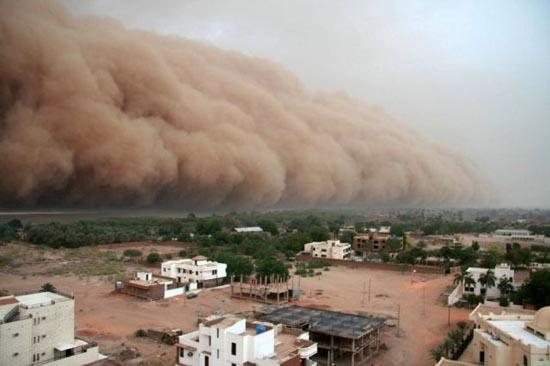 Αμμοθύελλες που προκαλούν δέος (9)
