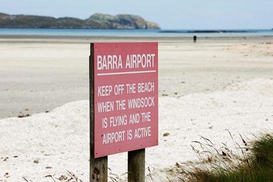 Το επικίνδυνο Barra Beach αεροδρόμιο (1)