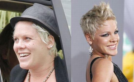 Celebrities χωρίς make up (1)