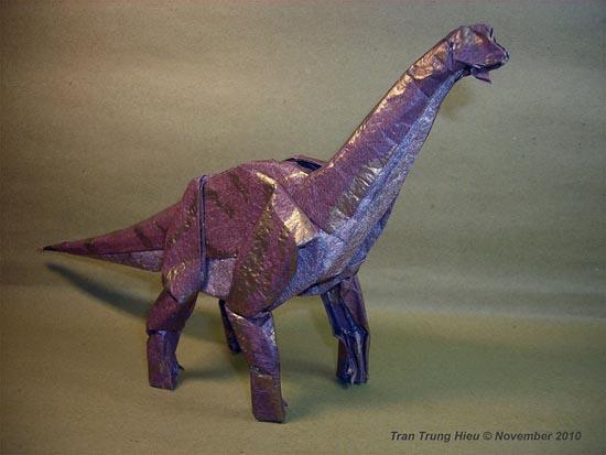 Δεινόσαυροι Origami (1)
