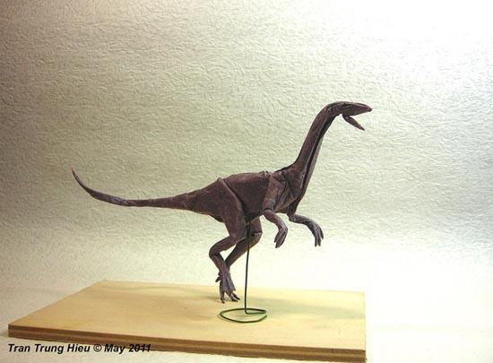 Δεινόσαυροι Origami (2)