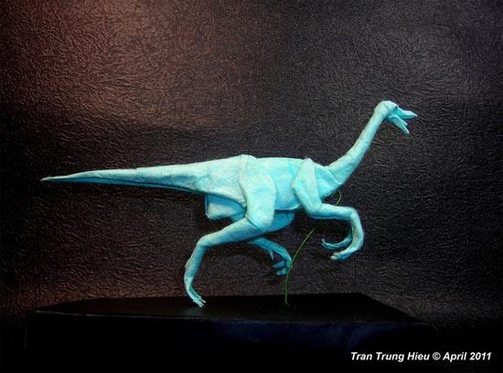 Δεινόσαυροι Origami (7)