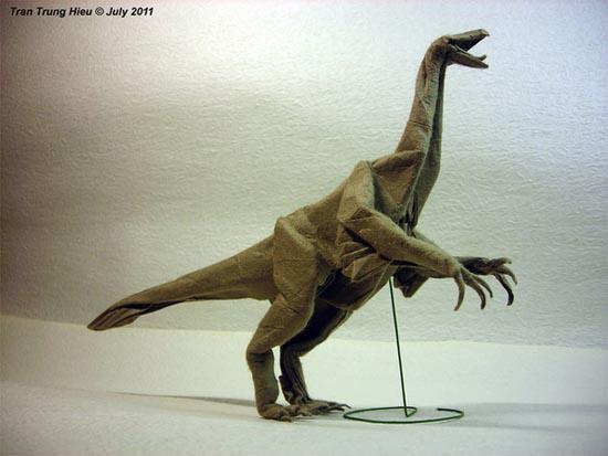Δεινόσαυροι Origami (11)