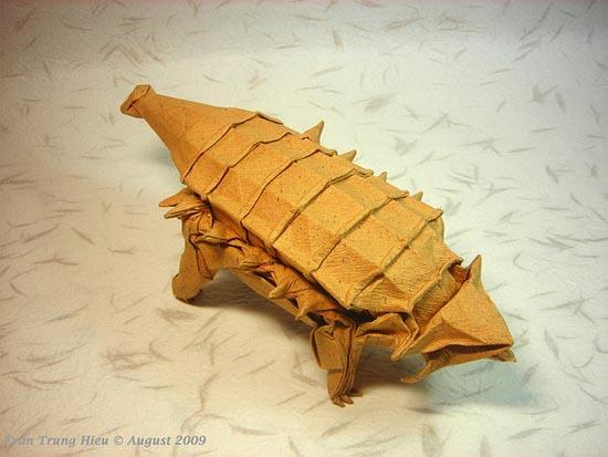 Δεινόσαυροι Origami (16)