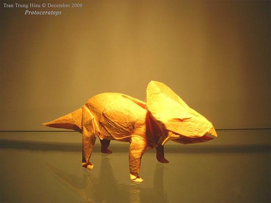 Δεινόσαυροι Origami (19)