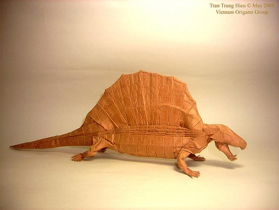 Δεινόσαυροι Origami (20)