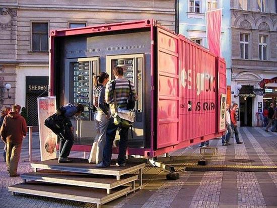 Εντυπωσιακές κατασκευές με containers (1)