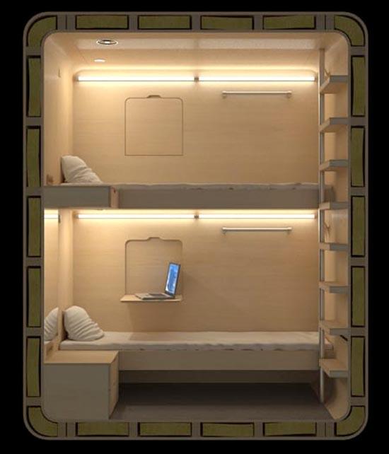 Φορητό δωμάτιο ξενοδοχείου (3)