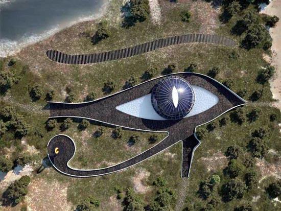 Η φουτουριστική βίλα της Naomi Campbell στην Τουρκία (2)