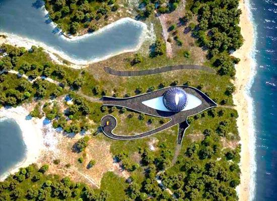 Η φουτουριστική βίλα της Naomi Campbell στην Τουρκία (5)