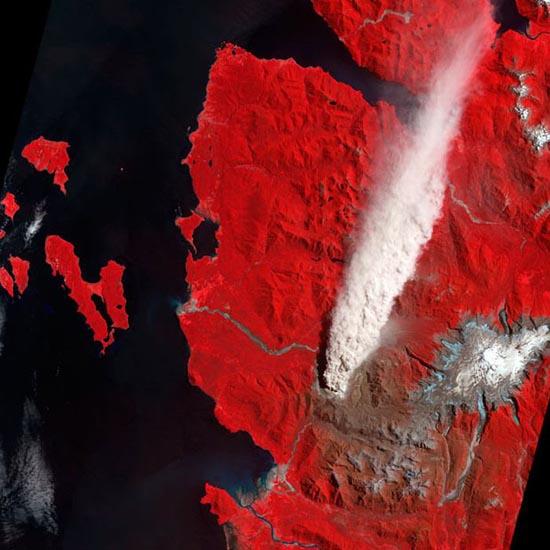 Εκπληκτικές φωτογραφίες ηφαιστείων από το διάστημα (31)