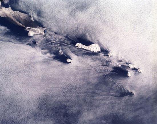 Εκπληκτικές φωτογραφίες ηφαιστείων από το διάστημα (30)