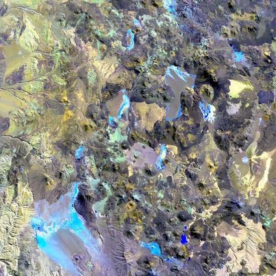 Εκπληκτικές φωτογραφίες ηφαιστείων από το διάστημα (29)